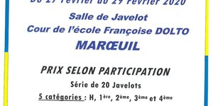 Concours javelot